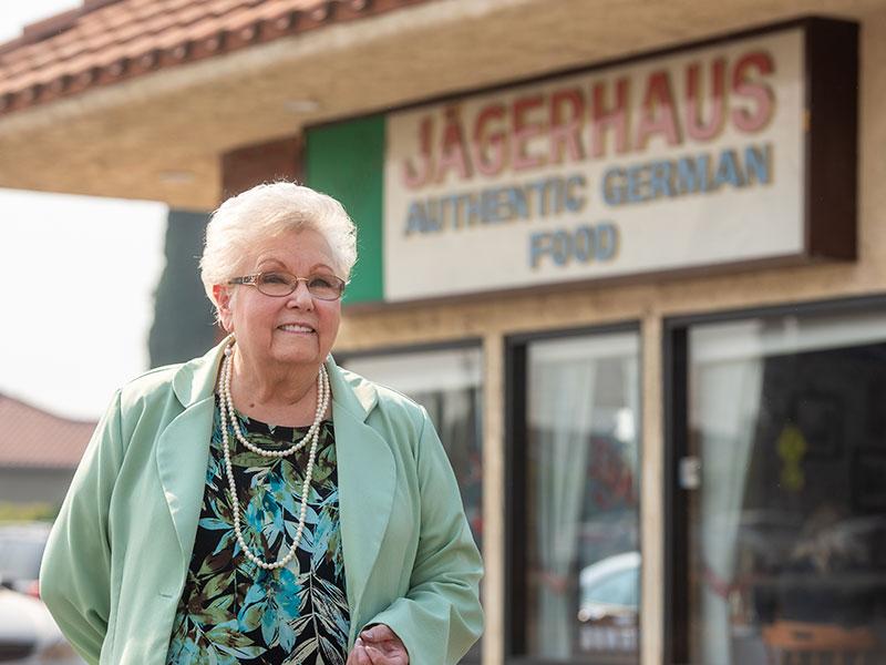 Jagerhaus German Food