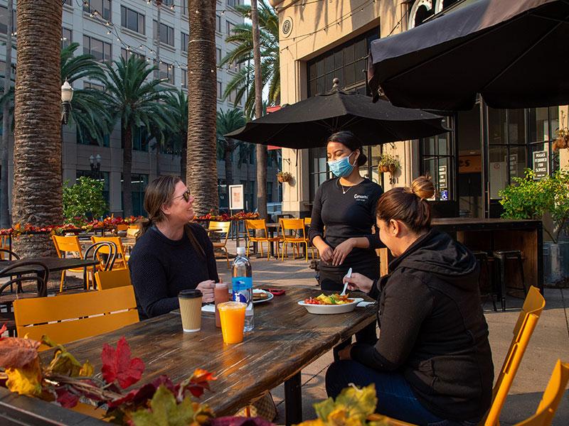 covid restaurant openings